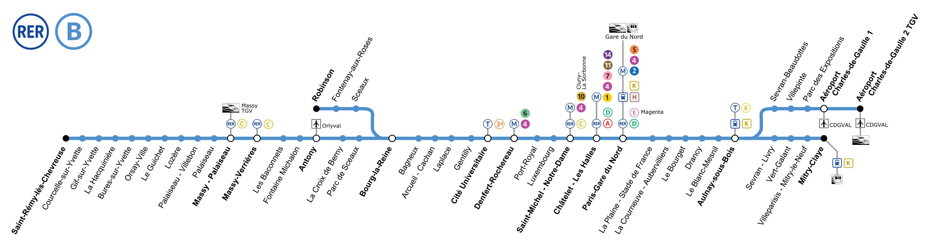M tro rer ville d 39 aubervilliers - Porte d aubervilliers plan ...